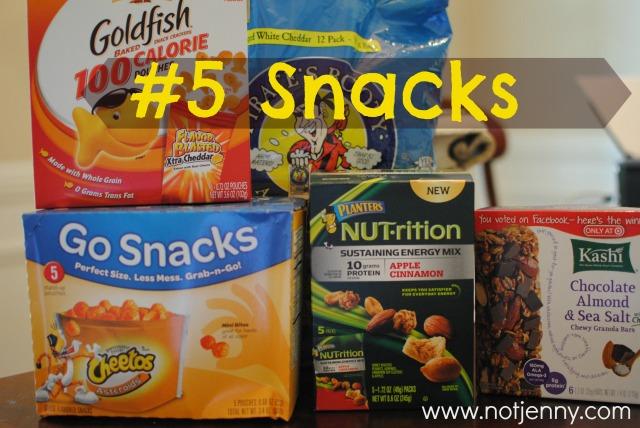 #5 park snacks