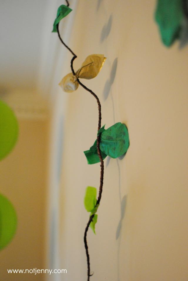 hanging vines - notjenny.com